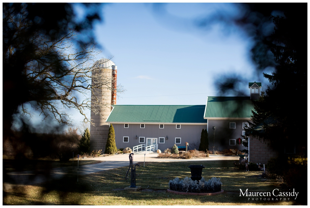Venue photo, Barn at harvest moon pond