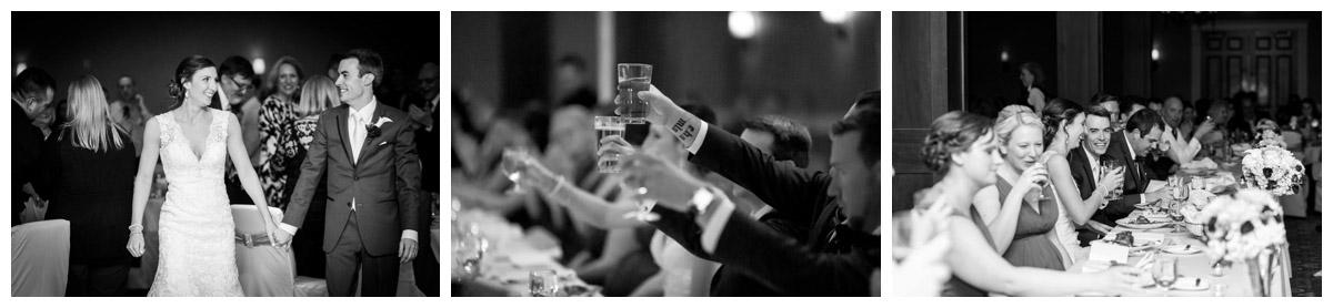 wedding reception speech photo