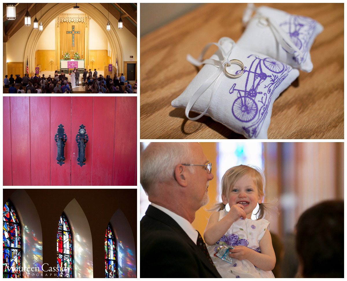 details of wedding in madison wisconsin