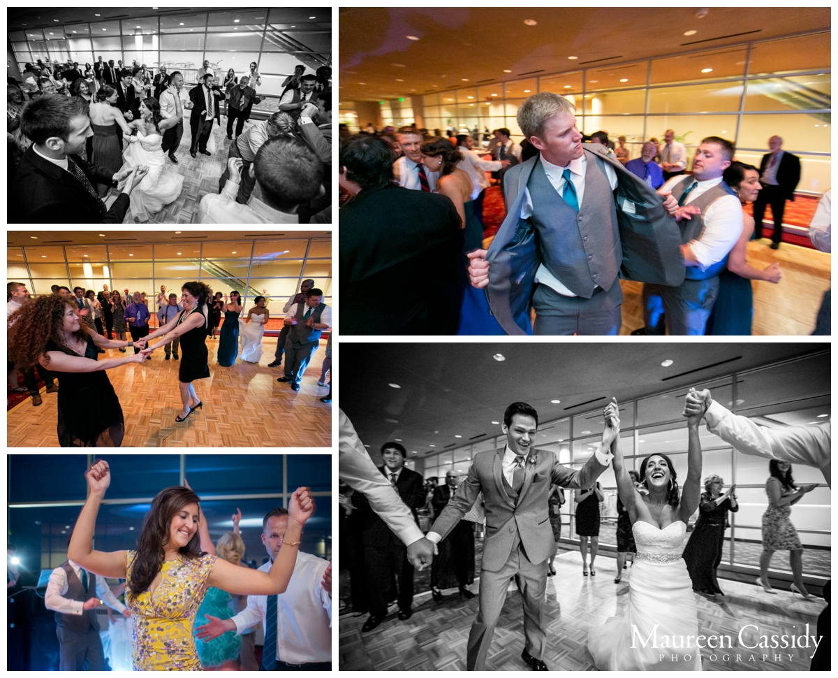 reception dance at monona terrace