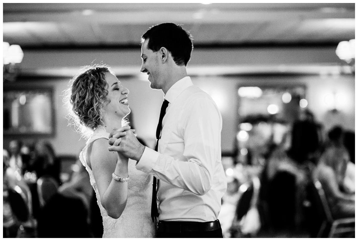first dance photo madison wi