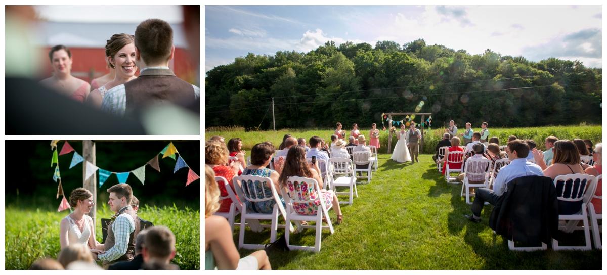outdoor wedding photography madison wi