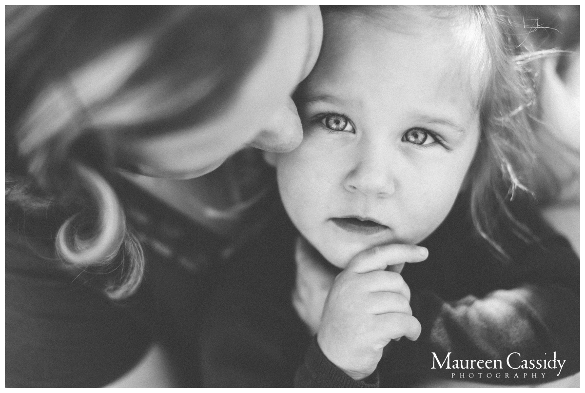 mother and daughter love photo