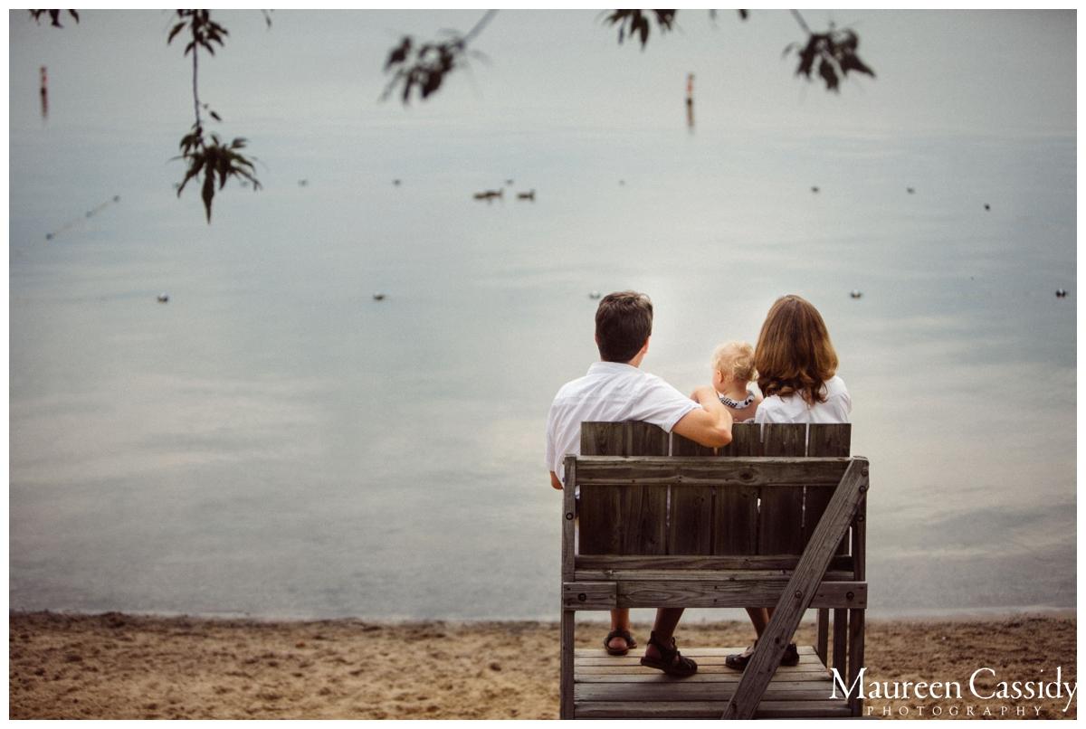 family at lake natural photography wi