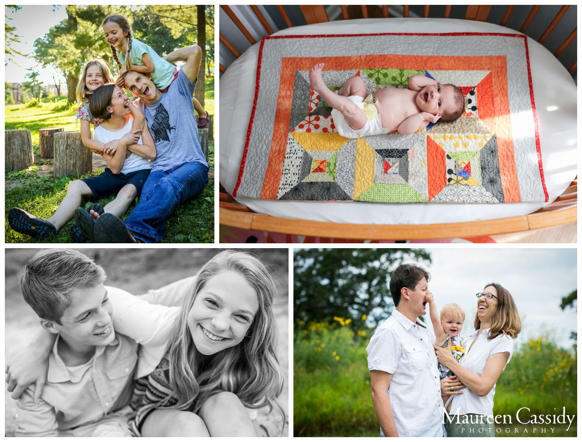 natural family photography madison wi