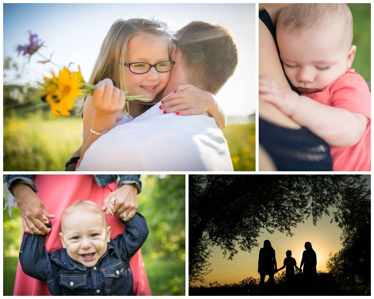 joyous family love photography madison wi
