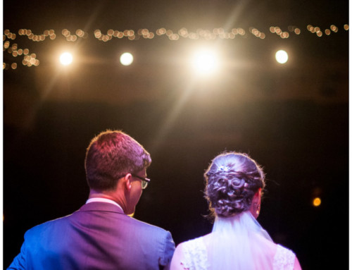 Kelly & Ryan's Majestic Theatre Wedding