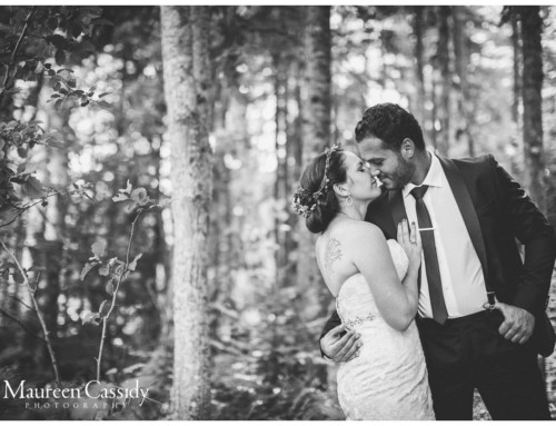 Our Stunning Backyard Wedding in the Northwoods
