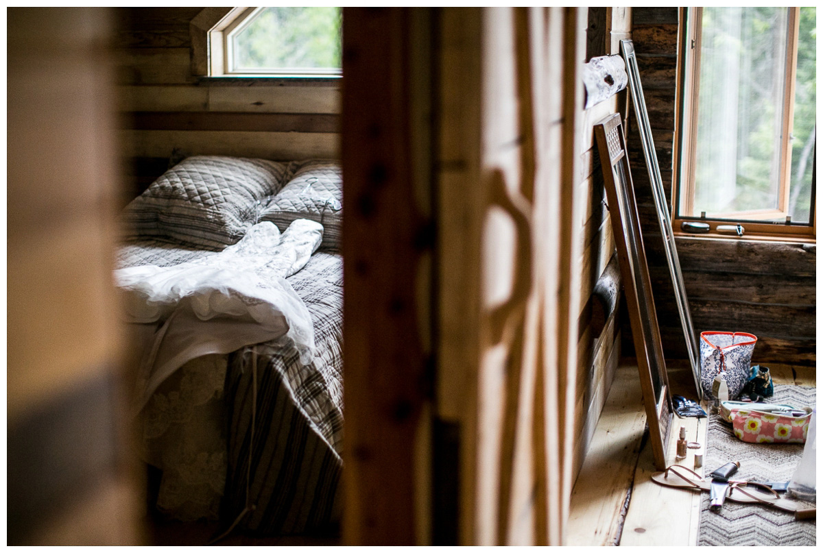 rustic wedding in backyard details with candids
