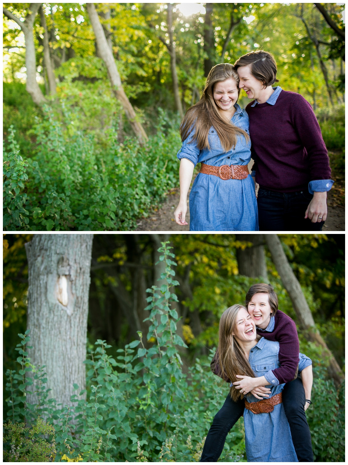 natural outdoor proposal photo wi
