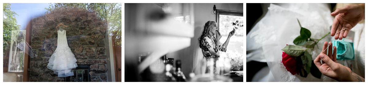 wedding prep madison photographer