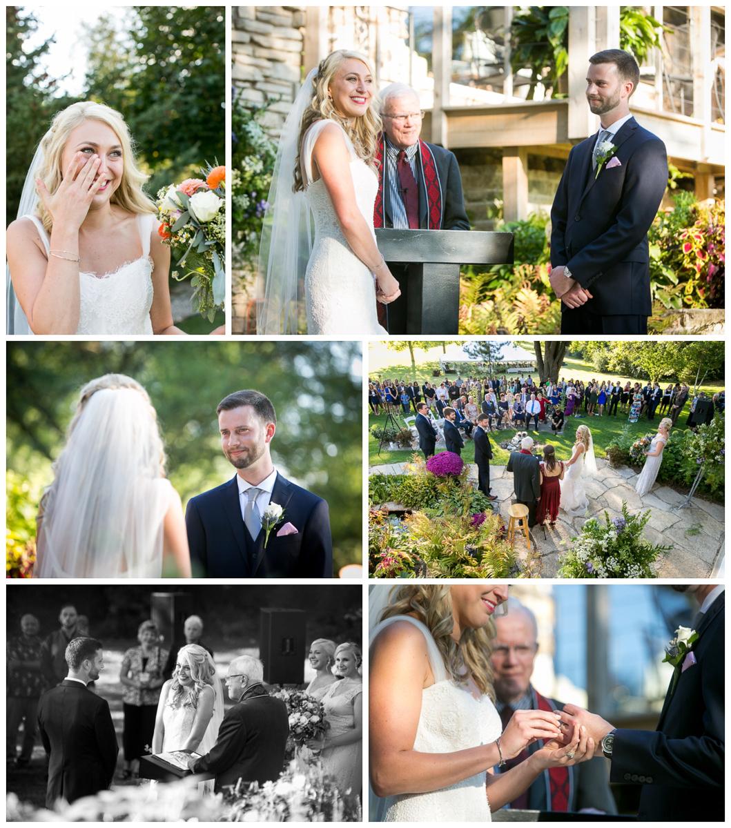 ceremony photography wedding madison wi