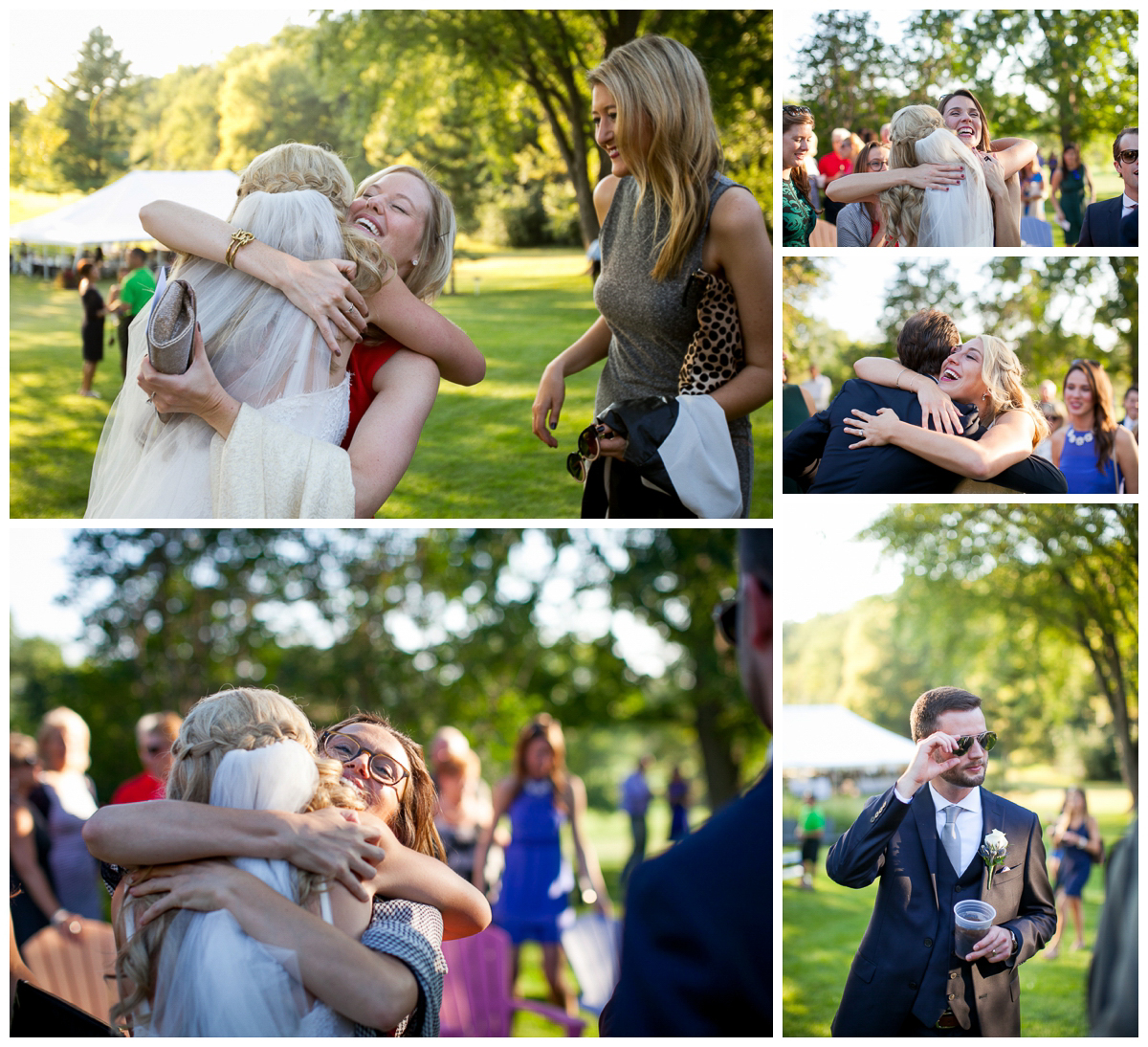 congratulations hugs madison wi wedding