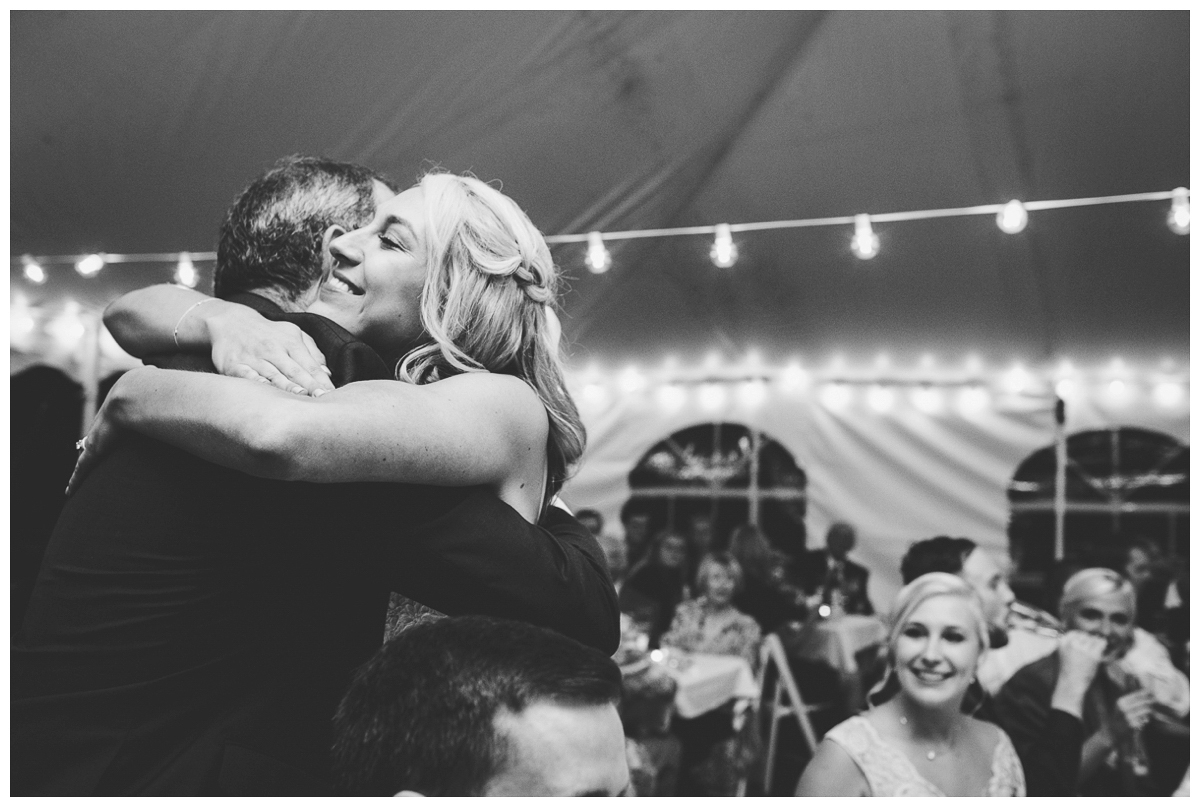 father and bride first dance photography madison wi
